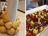 Desserten Workshop - Teambuilding