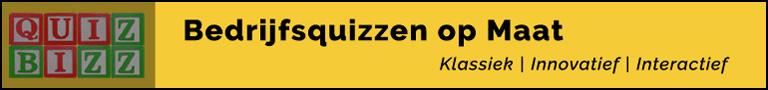 QuizBizz - Bedrijfsquizzen op Maat