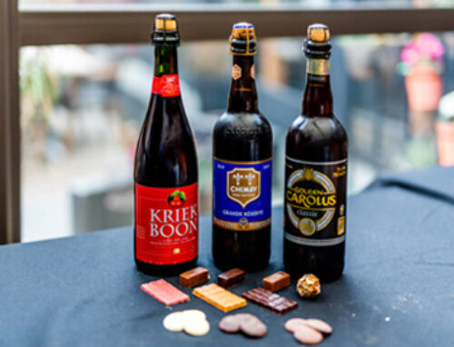 Virtuele Bier & Chocolade Pairing
