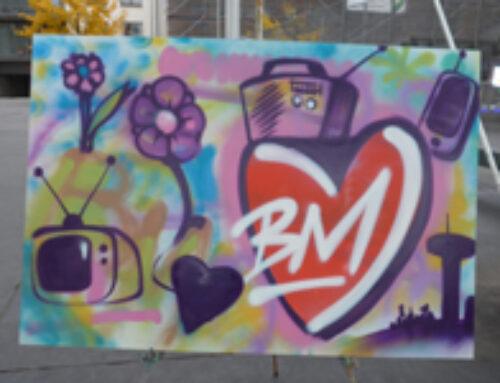 Creatief met Graffiti