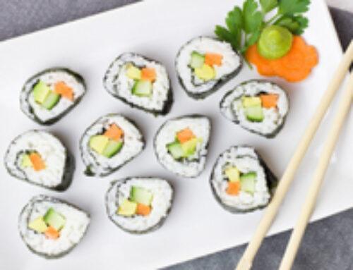 Creatief met Sushi