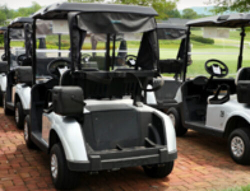 Golfkar Rally