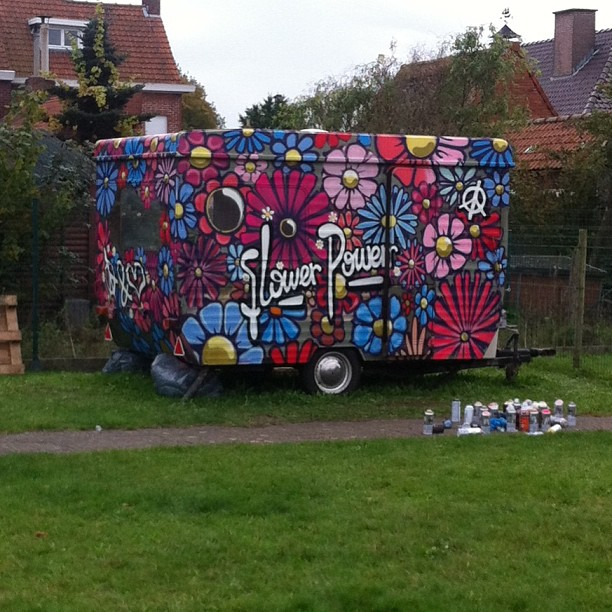 Creatief met Graffiti - Teambuilding Events on the Move