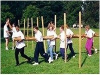Highland Games - Teambuilding