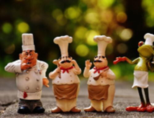 Team Cooking (Kookworkshop)