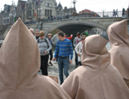 De Monniken Smokkelroute