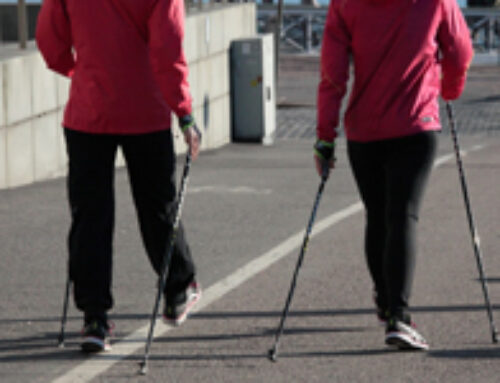 Initiatie Nordic Walking