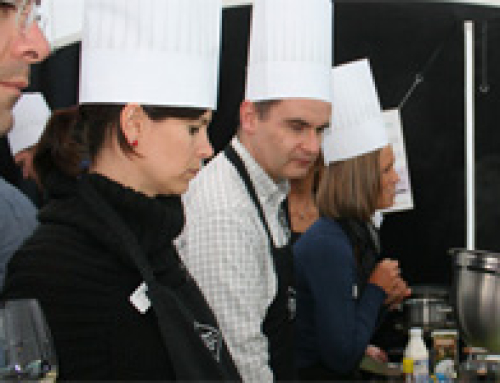 Team Cooking (Kookworkshop)