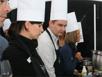 Team Cooking - Teambuilding Events on the Move